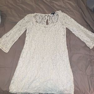 American 🦅 lace dress !